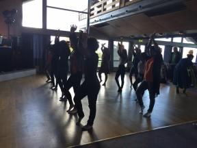 dansetrening