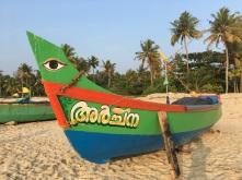 Kerala - fiskebåt