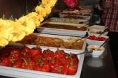 Indisk mat på Oset