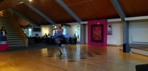 Danseoppvisning